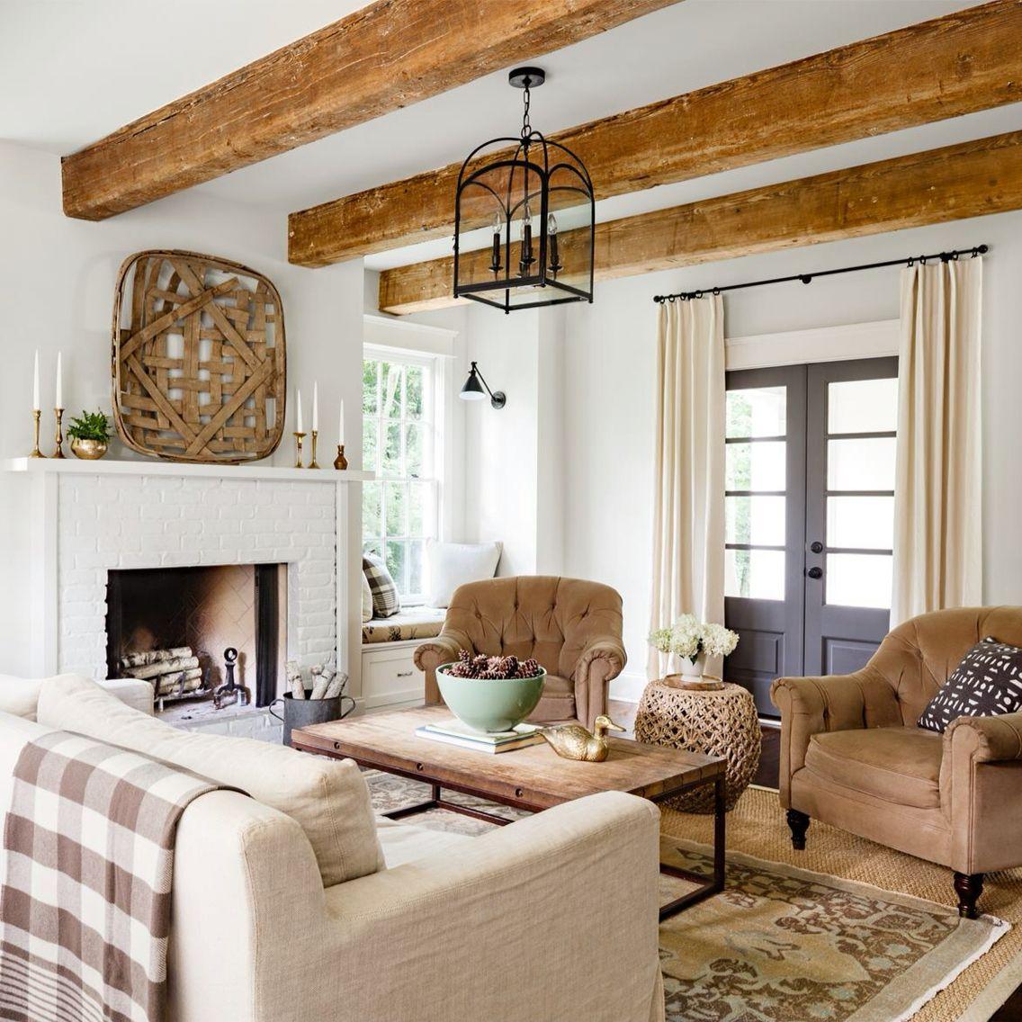 Pretty & rustic & cozy!
