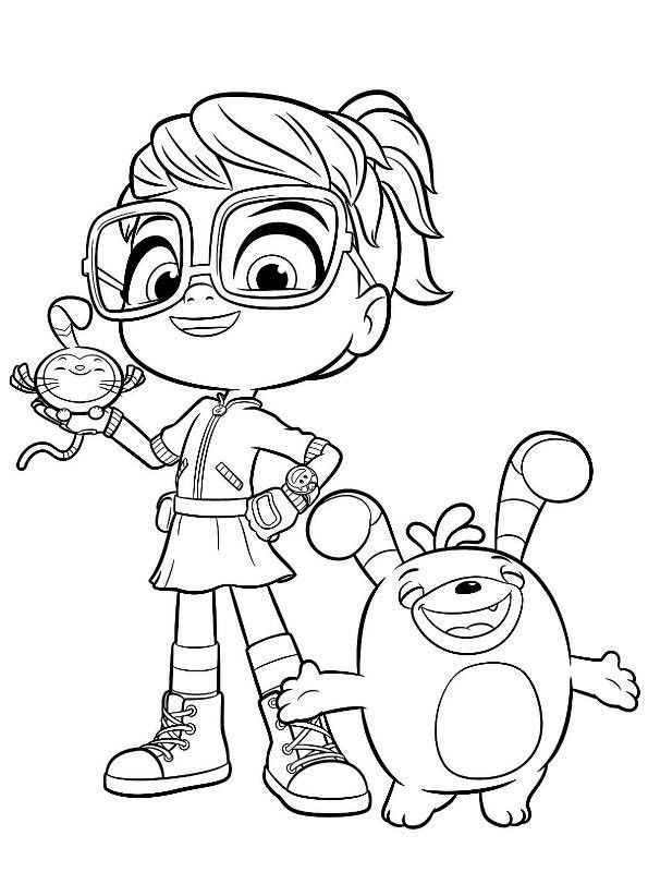 Pin By Andreza Cordeiro On Bebe Abby Hatcher Coloring Pages Elmo Coloring Pages Free Coloring Pages