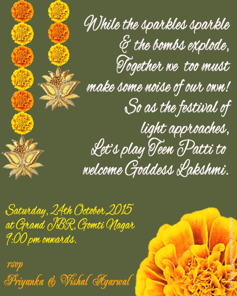 #diwali #invitaions #indian festivals