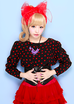 Kyary is just so cute!