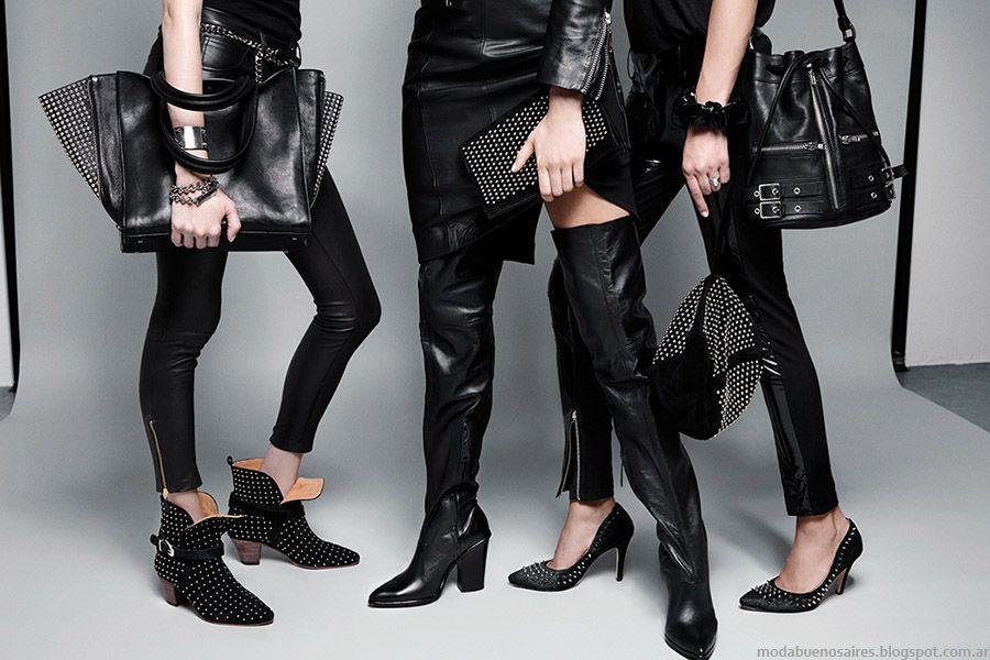 75514c0128b Accesorios de moda otoño invierno 2015  botas