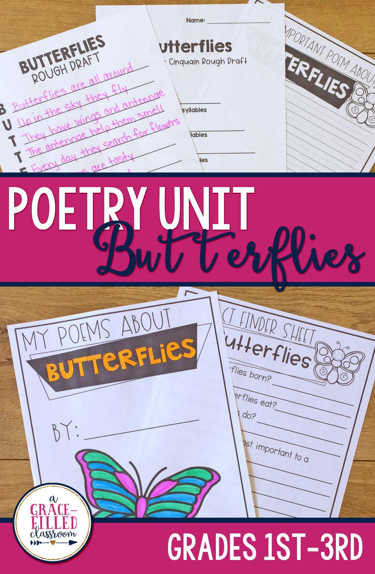 Butterflies Poetry