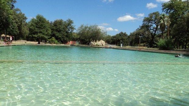 Ft. Clark Springs pool