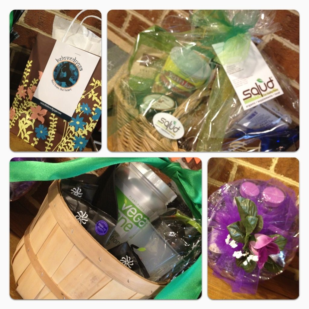 Gift Baskets From Our Grand Opening Raffle Congratulations To Our Winners Socialsalud Gift Baskets Grand Opening Salud