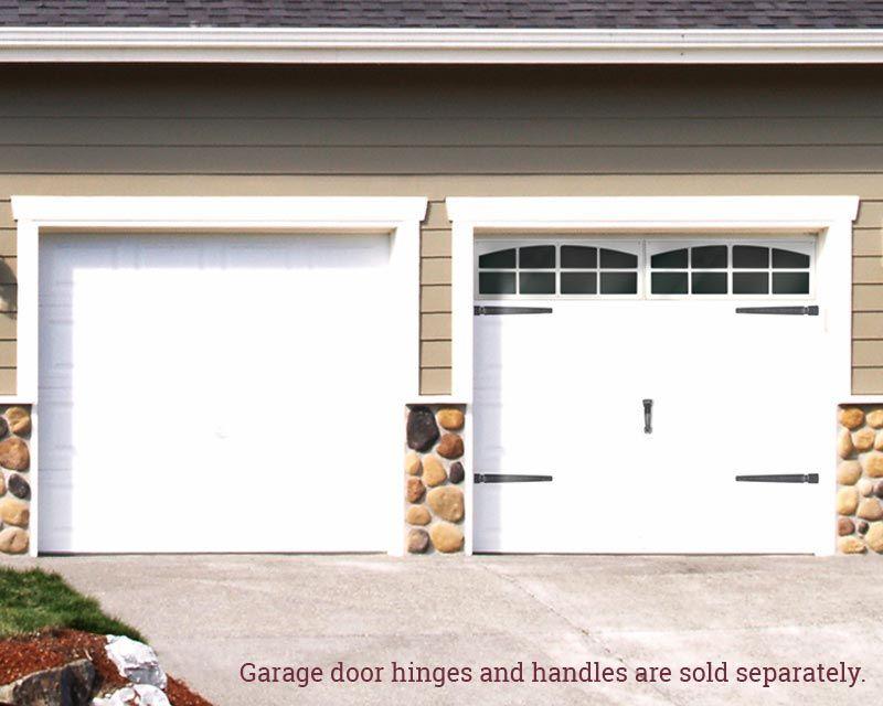 Coach House Accents Garage Door Decor Faux Garage Door Windows Garage Doors