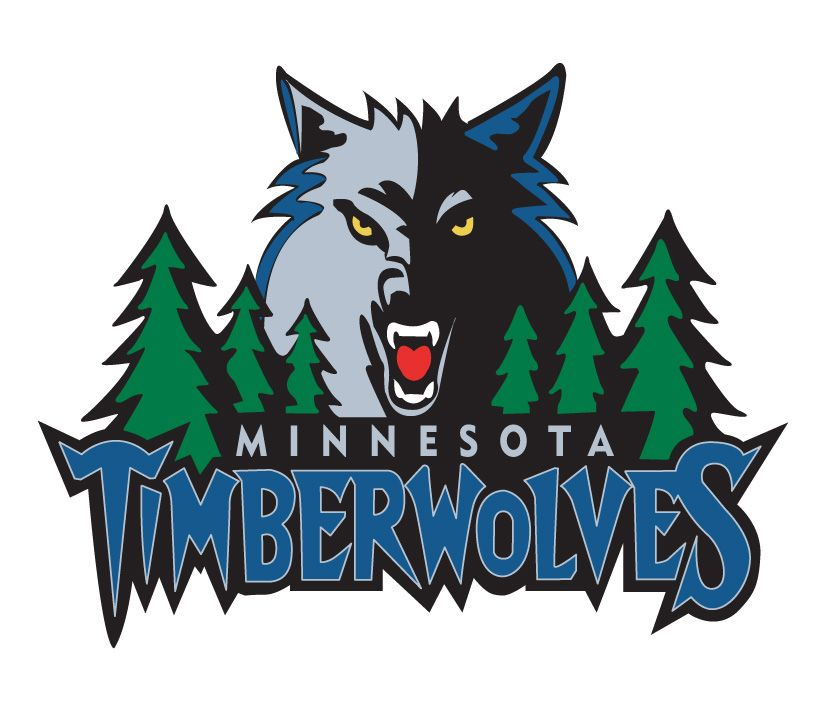 Minnesota Timberwolves Logo Free Illustration Vector File