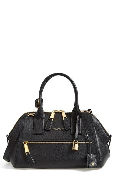 MARC JACOBS  Small Incognito  Leather Satchel  faca13e6784