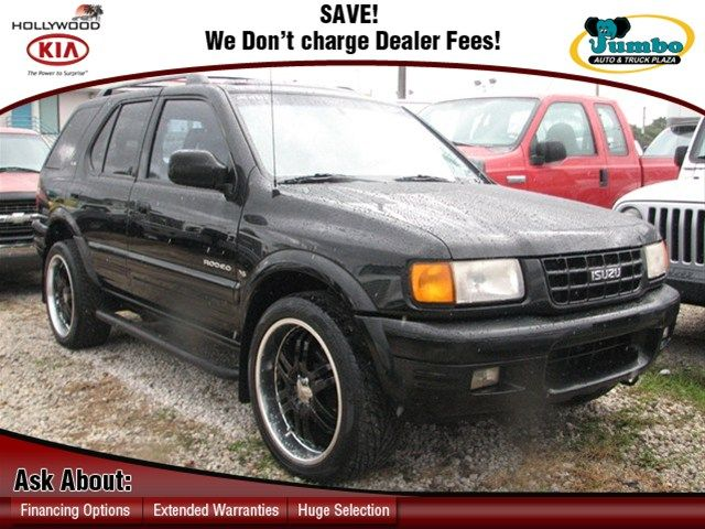 Isuzu Rodeo For Sale Cars And Vehicles Orlando Rodeo Cool Cars Used Cars