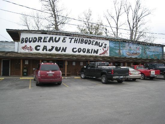 Boudreau Thibodeau S Cajun Cooking