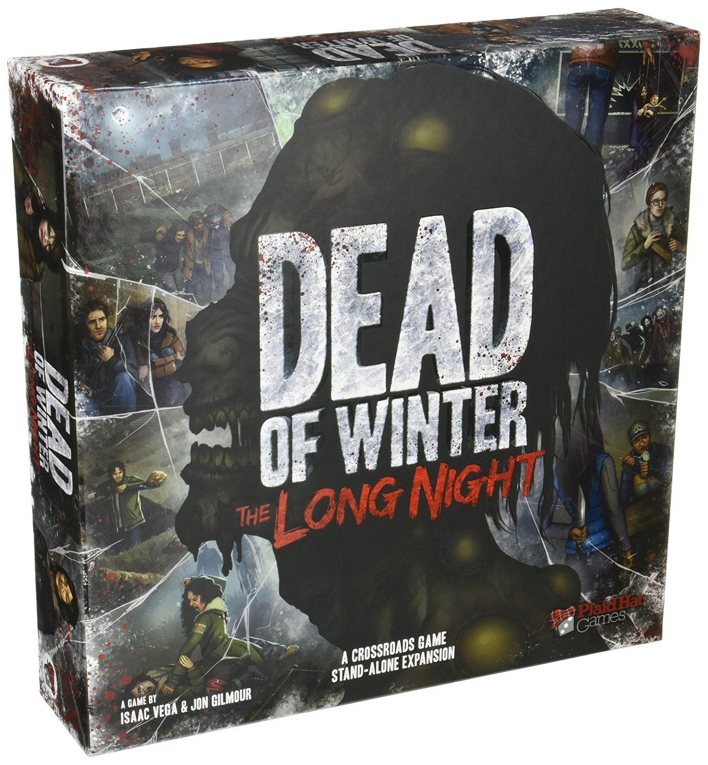 Dead of Winter The Long Night (Stand Alone or Expansion
