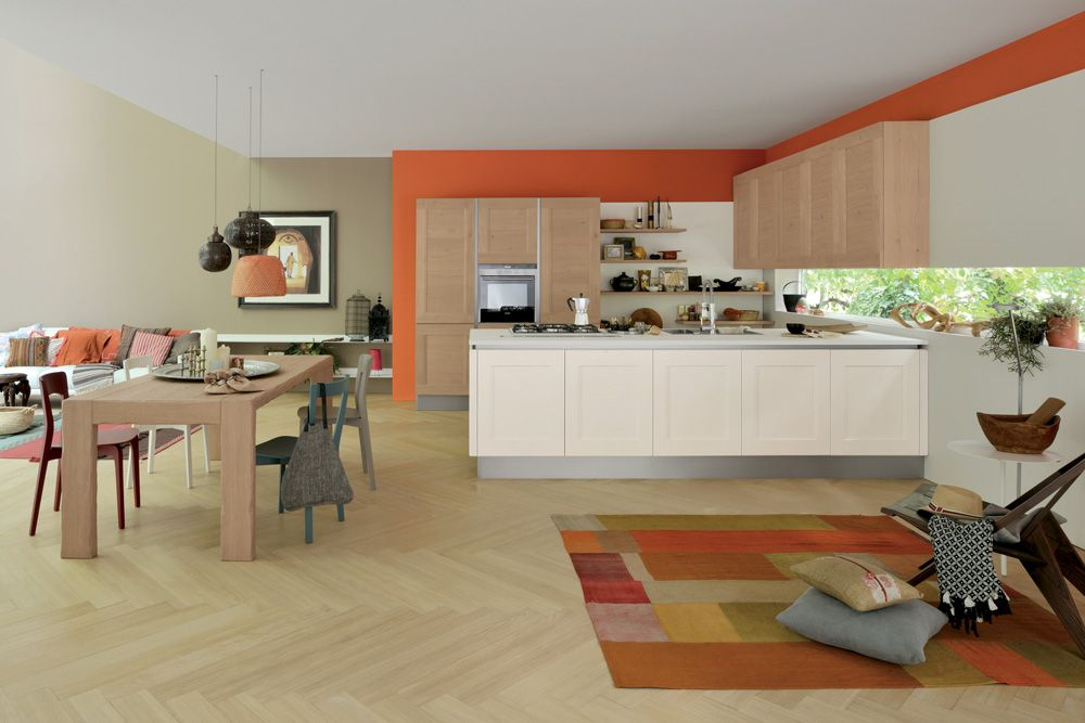 Mobili per cucina: Cucina Dialogo da Veneta Cucine | Anno ...