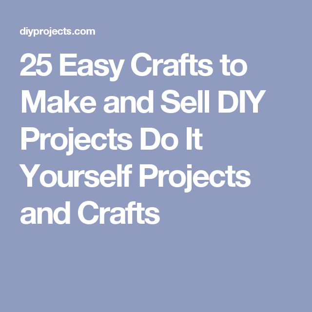 25 easy crafts to make and sell diy projects do it yourself projects 17 amazing crochet patterns for beginners diy projects do it yourself projects and crafts solutioingenieria Image collections