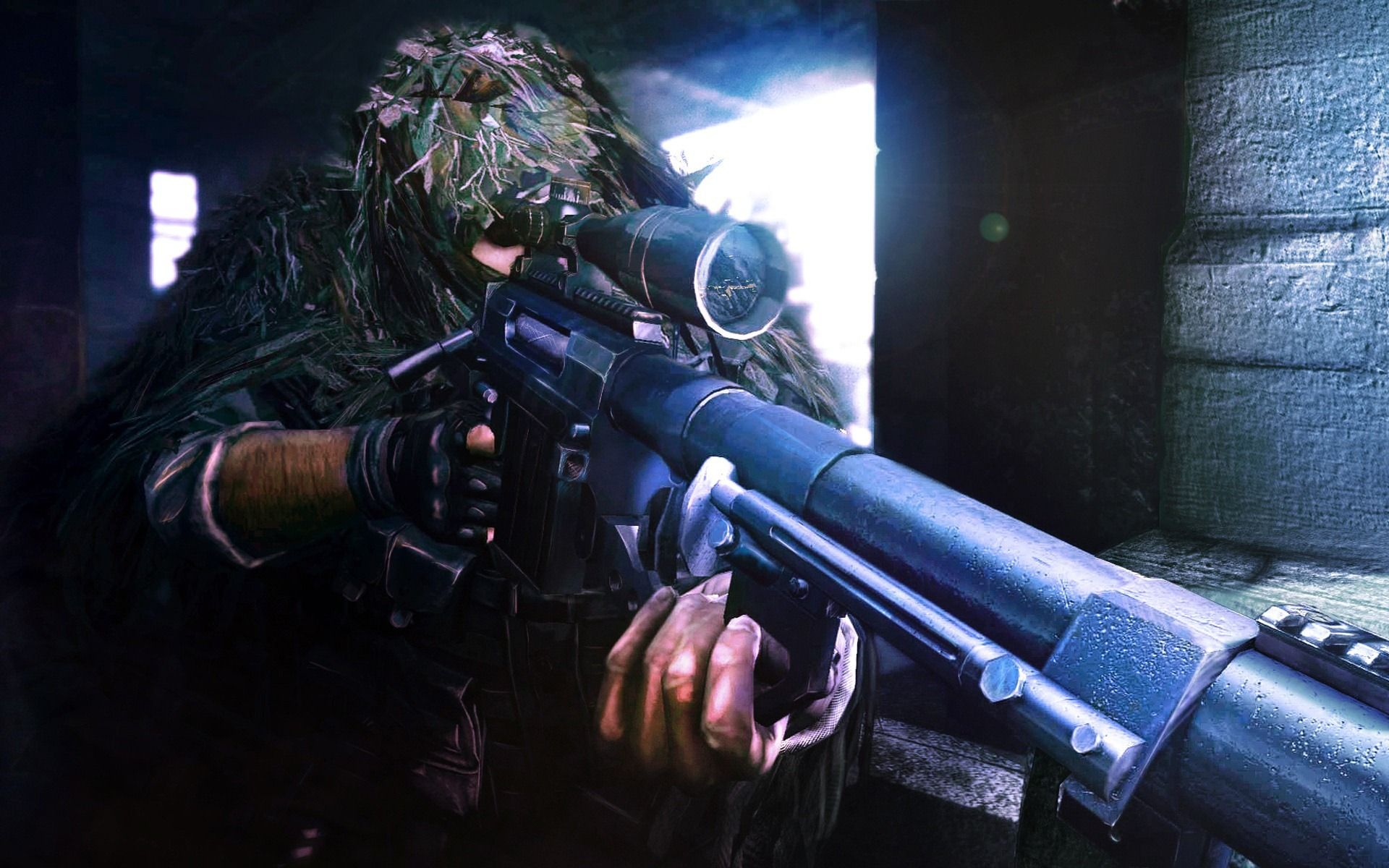 Sniper Ghost Warrior 2 Wallpapers Game Hd Wallpaper 1920x1200