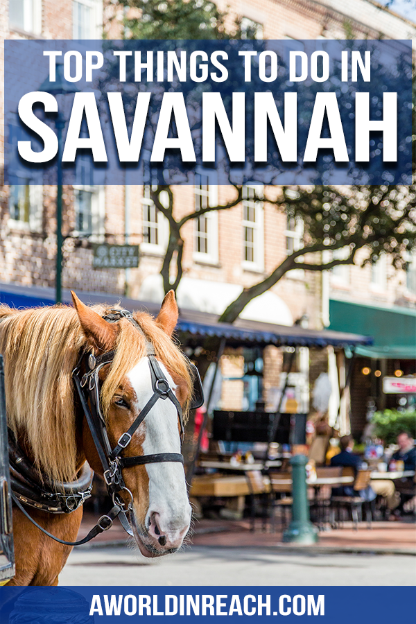 Planning a long weekend in Savannah Savannah Georgia is a charming southern city full of fun things to do and delicious eats Check out my itinerary on how to spend a 3 da...