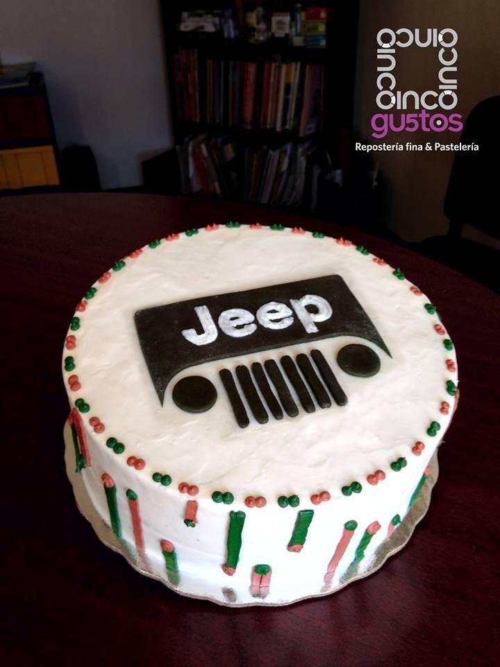 Pastel Para Cumpleanos Tematica Jeep Pasteles Decorados Pinterest - Fotos-de-pasteles-decorados