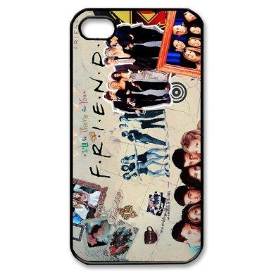 Custom Your Own Personalised Friends Tv Show iPhone 4/4S