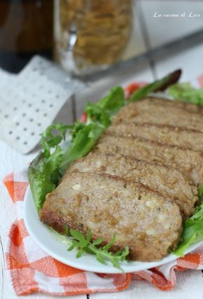 Photo of Meatloaf with beer (Lice's cuisine)