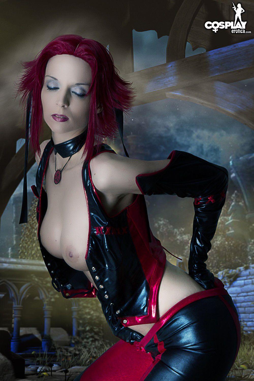 cosplay nude Bloodrayne