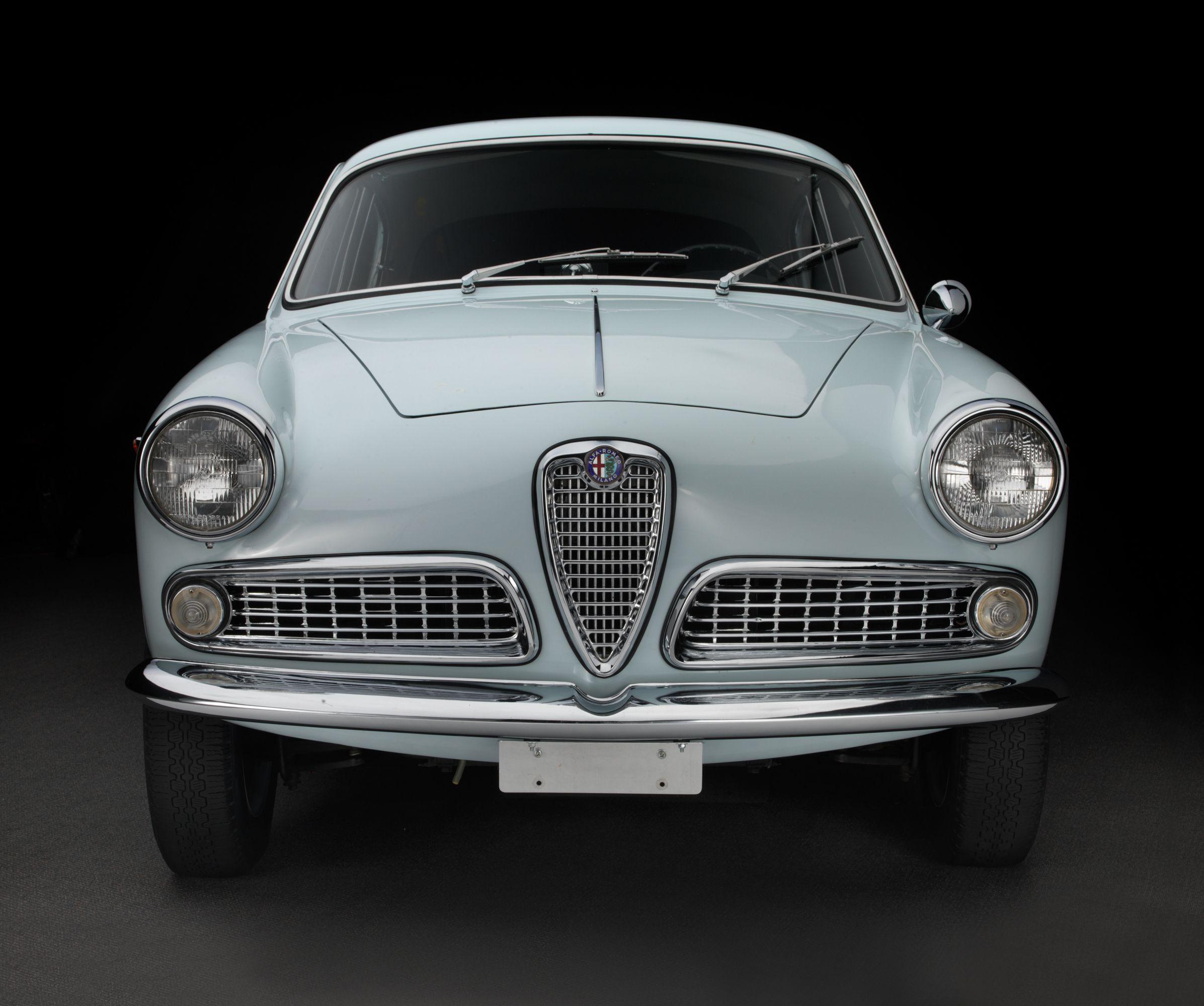 Alfa Romeo Giulietta Sprint Veloce Alleggerita (750) '1956–57