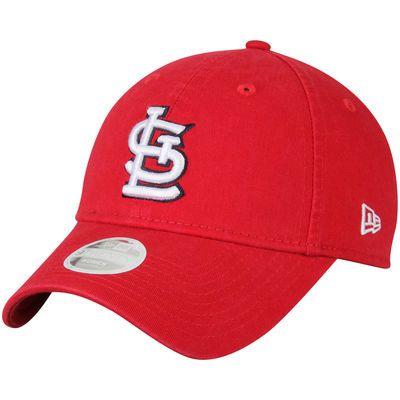 48cbd103389 New Era St. Louis Cardinals Women s Red Preferred Pick 9TWENTY Adjustable  Hat
