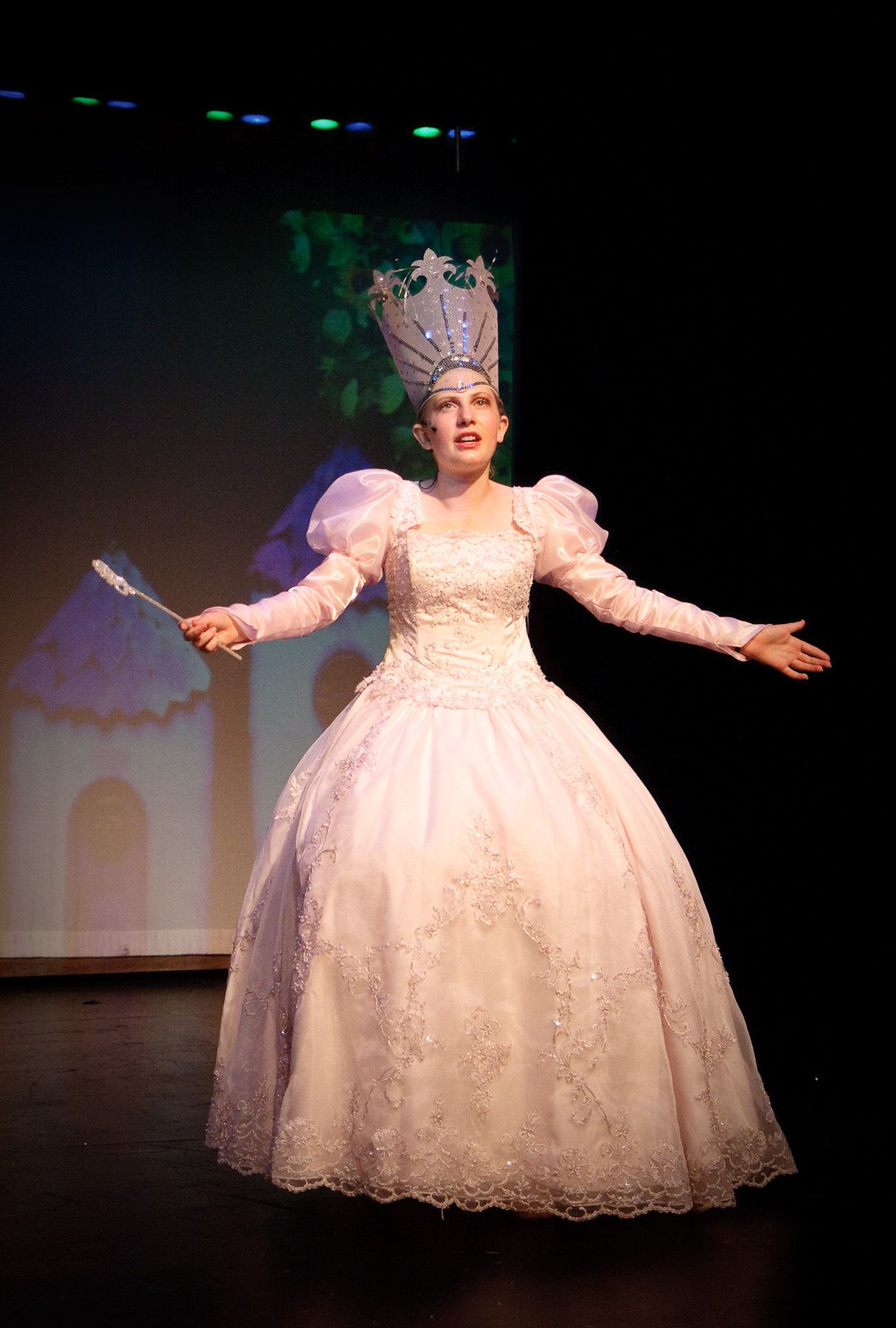 Glinda, the Good Witch. Stage Kids CA. I think our costume was as ...