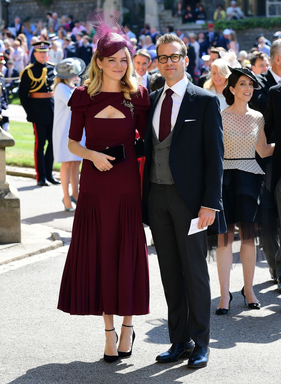 All The Best Dressed Guests From Prince Harry And Meghan Markle S Royal Wedding Vestidos Legais Roupas Para Casamento Convidados Traje De Casamento [ 1340 x 980 Pixel ]