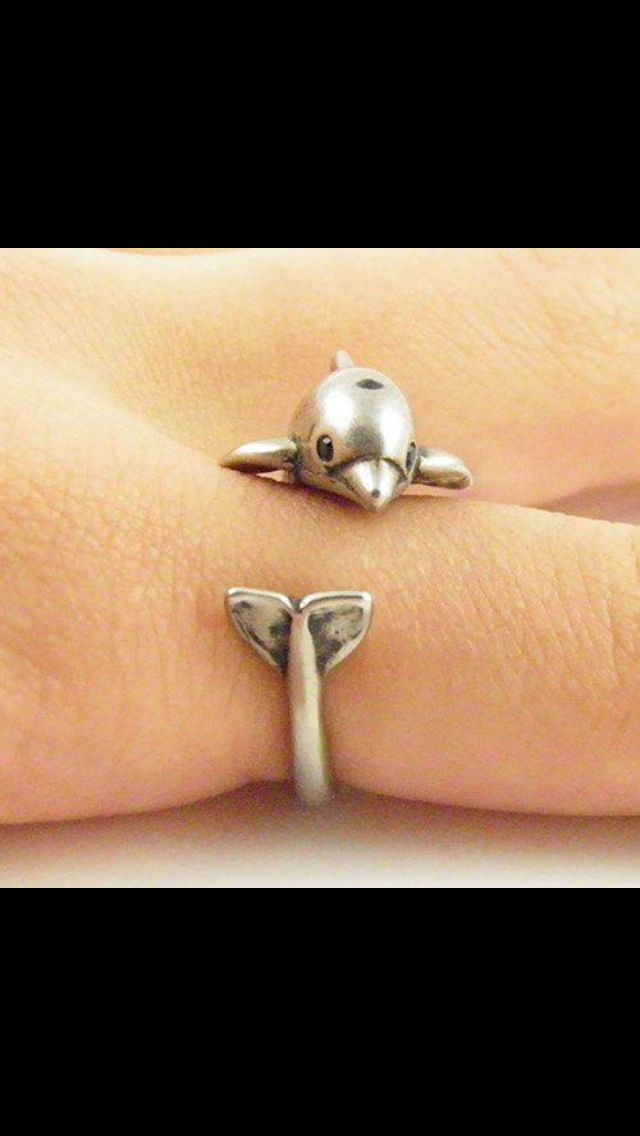 Dolphin Ring 2