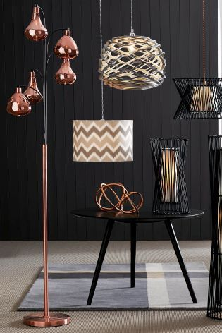 Buy Malmo 5 Light Floor Lamp from the Next UK online shop | for ...