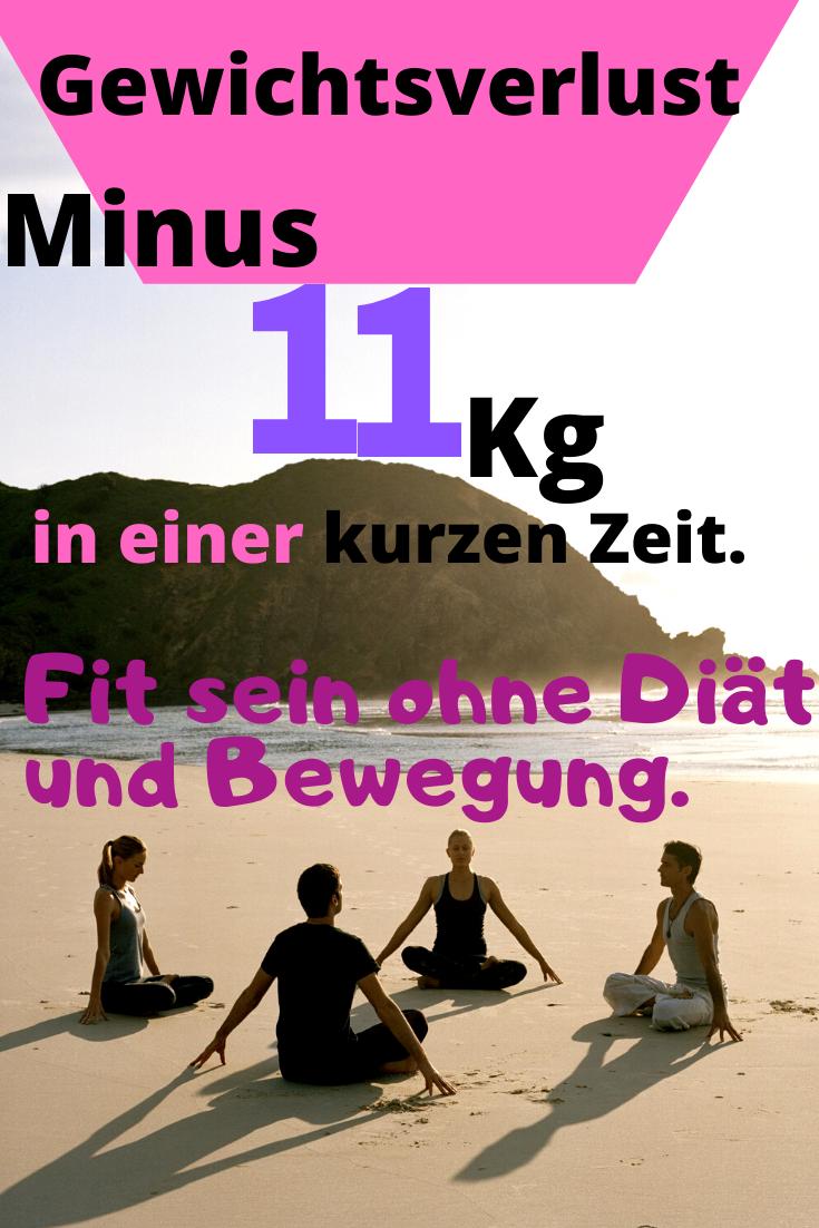 Wie man in einer kurzen Zeit Diät Gewicht verliert