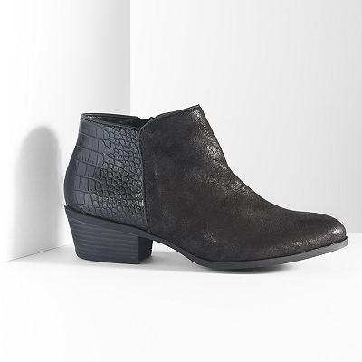 Simply Vera Vera Wang Ankle Boots - Women  e798479351