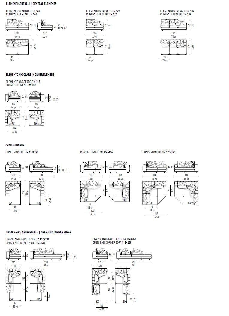 沙发 Freeman Duvet By Minotti 设计师rodolfo Dordoni Interior Plan