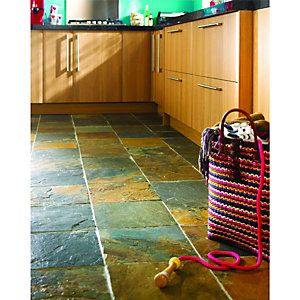 Grey Slate Floor Tiles Wickes Gurus Floor