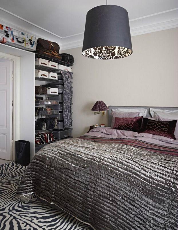 20 Ideen für Tierdrucke in Ihrem Schlafzimmer | Haus deko ...