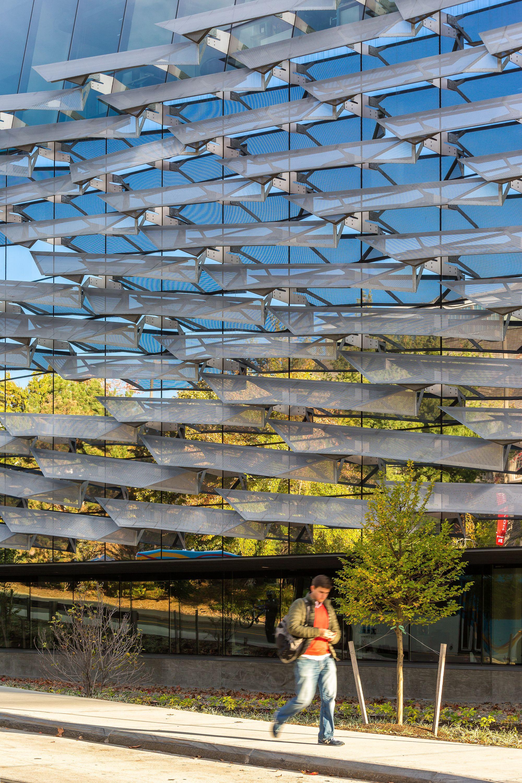 Bill Melinda Gates Hall Morphosis Architects Morphosis Architects Architecture Photography California Architecture