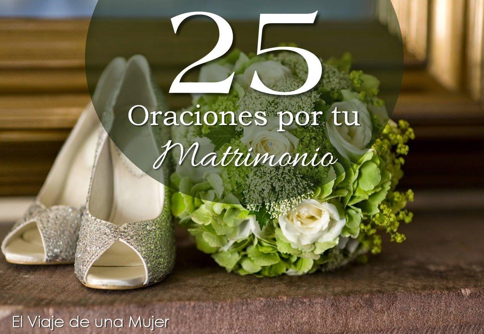 Oracion Matrimonio Catolico : El viaje de una mujer oraciones por tu matrimonio