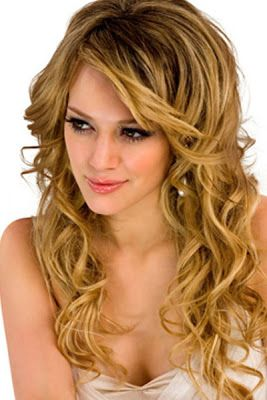 Big Curls For Wedding Hair Curly Bridal Hairstyles For Long Hiar With Veil Half Up 2013 For Short Haircuts For Long Hair Medium Hair Styles Long Hair Styles