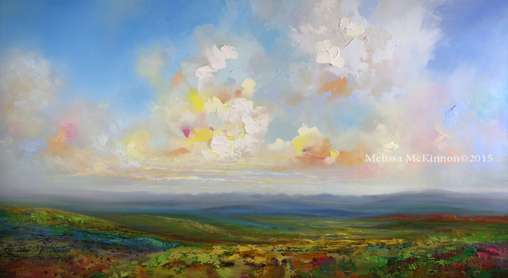 LANDSCAPE | Melissa McKinnon: Artist