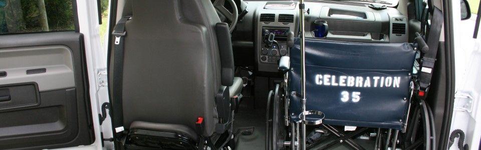 Wheelchair Transportation Medical Transportation