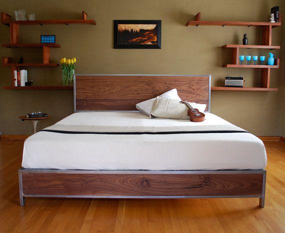 The Early Century Bed - King Size | Principio de, La cama y Del siglo