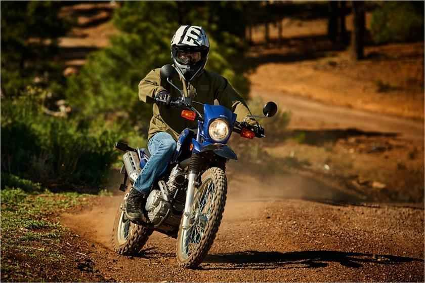 2017 Yamaha XT250 Yamaha, Adventure motorcycling