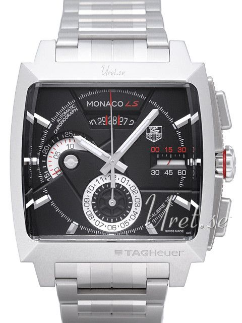 cd870239f1b TAG Heuer Monaco Calibre 12 LS Automatic Chronograph | Watches | Tag ...