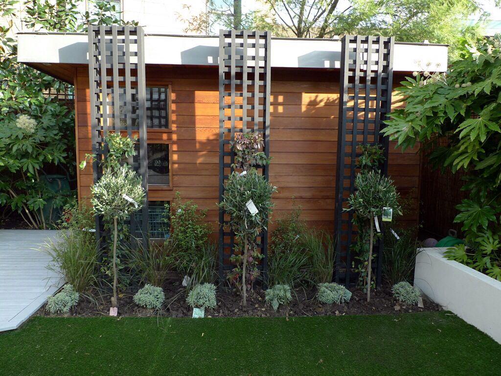 Pin By A C On Outdoor Garden Modern Garden Design 400 x 300
