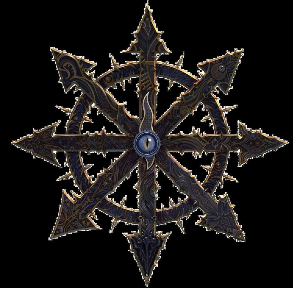 Warhammer chaos star google search warhammer icons imagery symbol of chaos biocorpaavc Image collections