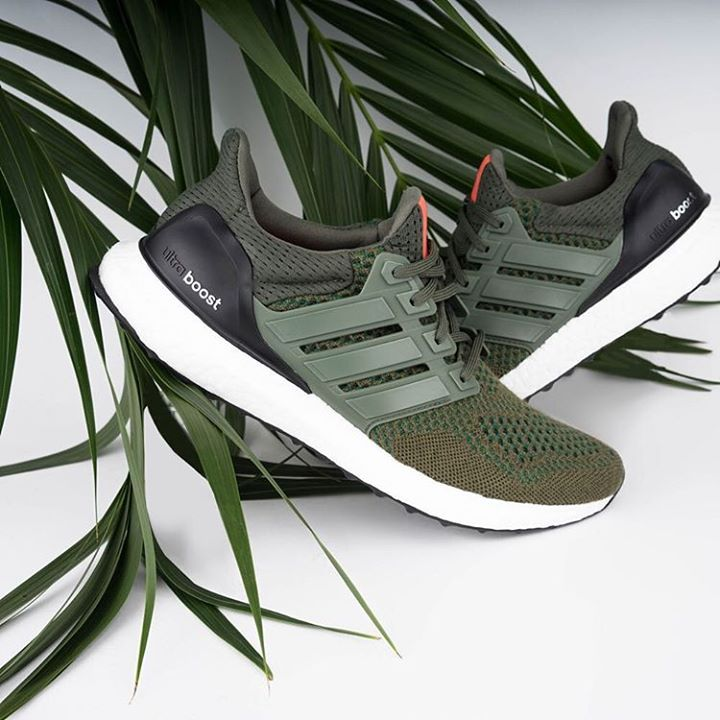 Adidas Ultra Boost Camouflage