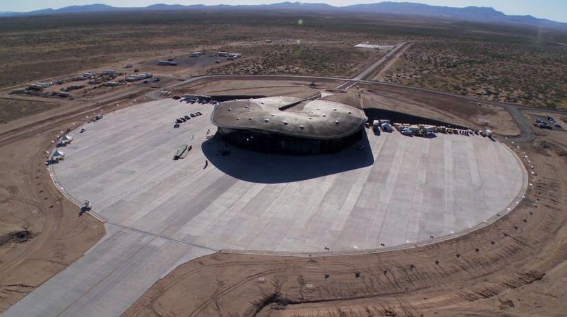#Proyectos futuristas | Spaceport America, Nuevo México | #arquitectura  #architecture
