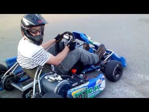 Electric Gokart Ac 31 Induction Motor 550 Amp Controller 24s Lipo Battery Curtis 0 60mph In 2 5 Seconds 85 Mph Top Sd Go Kart