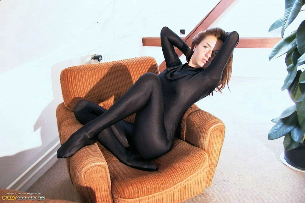 sexy Spandex xxx
