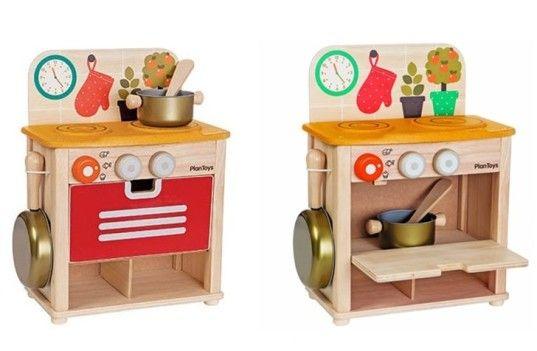 Charming PlanToys Debuts Their Redesigned Play Kitchen U0026 Play Sink U0026 Fridge Sets