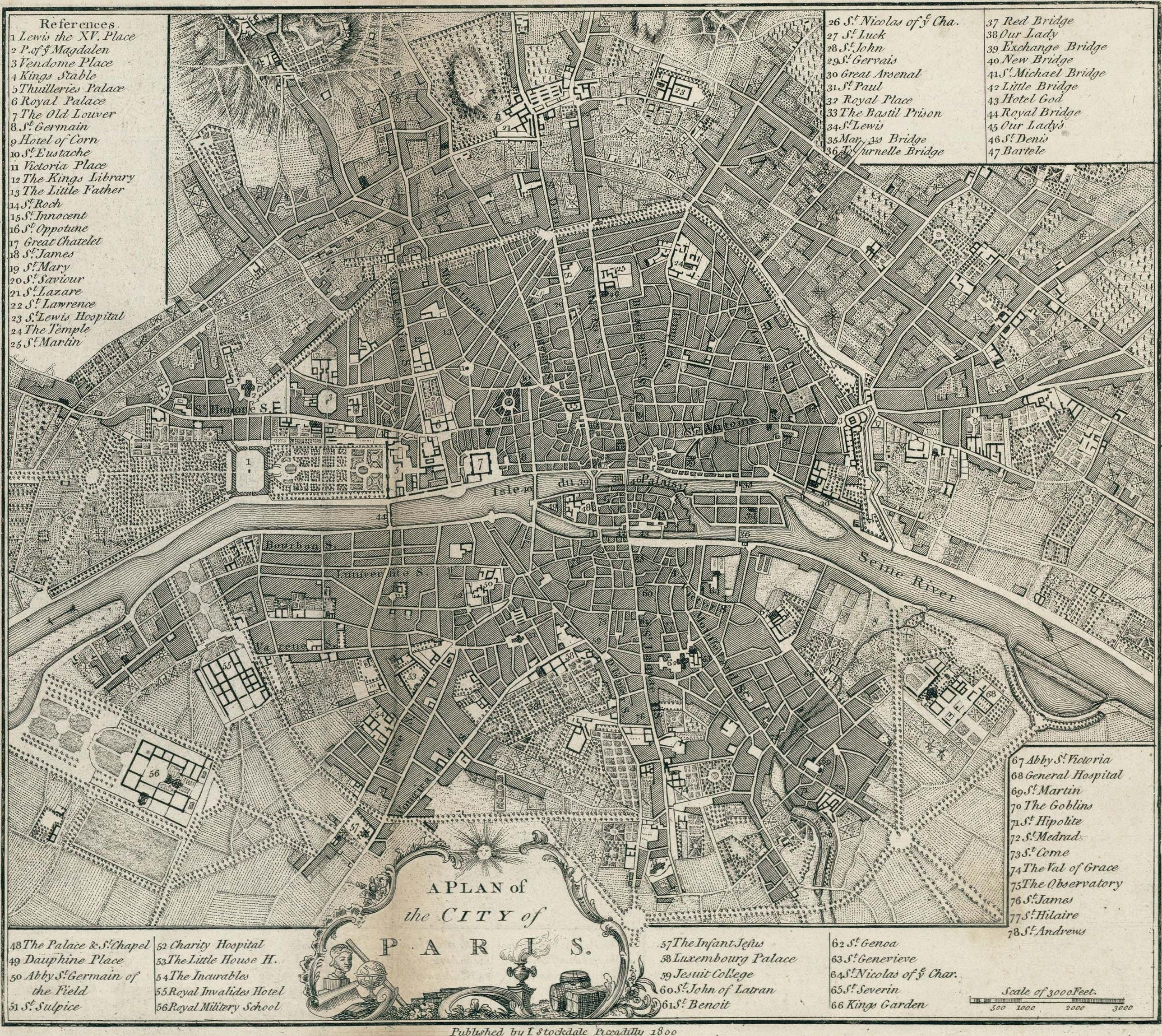 Louisiana Map Alexandria%0A    L u    histoire de Paris par ses plans
