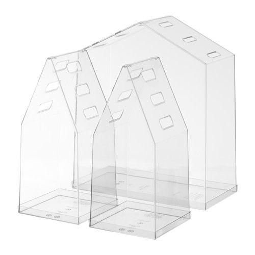 VINDRUVA Kasvihuonesetti, 3 osaa  - IKEA